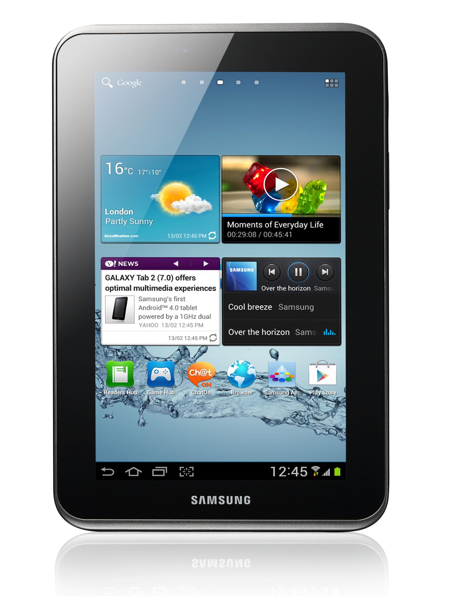 Fiche technique Samsung Galaxy TAB 2 7.0 P3110 WI-FI GT ...