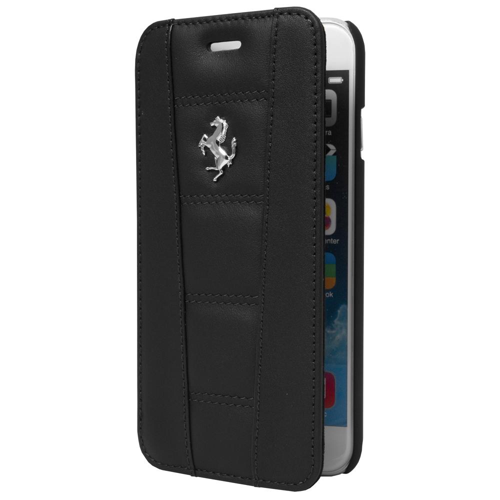 fiche technique ferrari fe458flbkp6bl booktype iphone 6 black avcesar. Black Bedroom Furniture Sets. Home Design Ideas