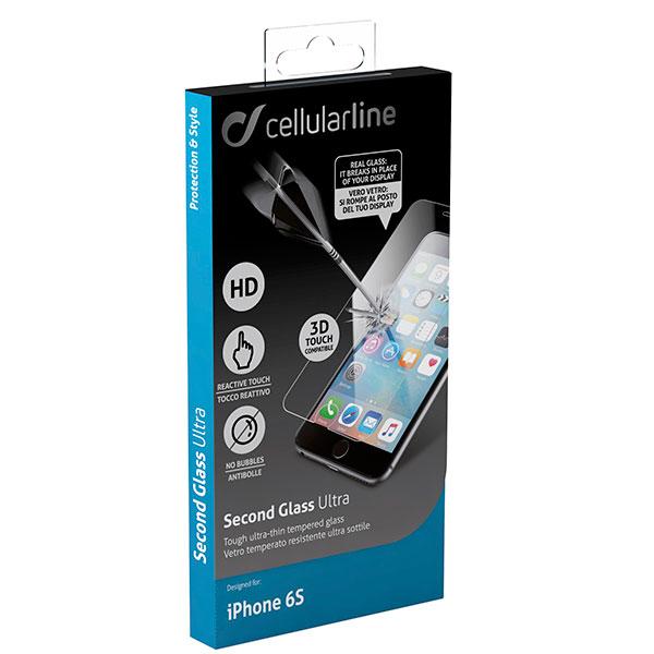 fiche technique cellular line tempglassiph647s iphone 6s avcesar. Black Bedroom Furniture Sets. Home Design Ideas