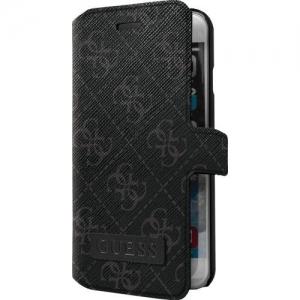 fiche technique guess gumflbkp6lsob 4g book iphone 6 plus black avcesar. Black Bedroom Furniture Sets. Home Design Ideas