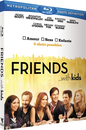 Friends with Kids : l'entente cordiale