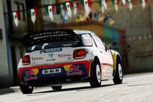 Test WRC 3 : en ligne