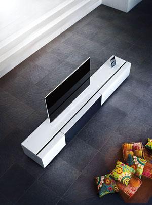 spectral cocoon meuble audio vid o design volutif. Black Bedroom Furniture Sets. Home Design Ideas
