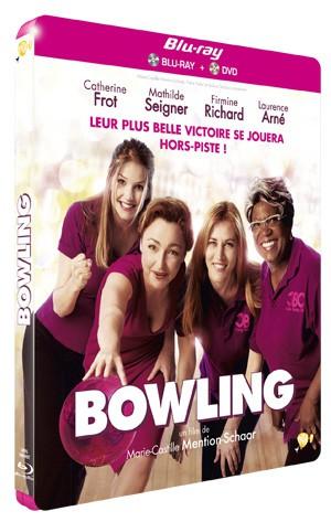 Bowling + Les saveurs du Palais : strike pour Catherine Frot