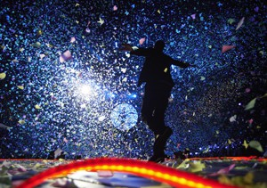 Coldplay Live 2012 : test Blu-Ray en ligne