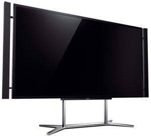 LED Sony KD-84X9005 Ultra HD : avec serveur et films 4K aux USA