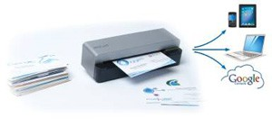 IrisCard 5 Scanner Pour Cartes De Visite