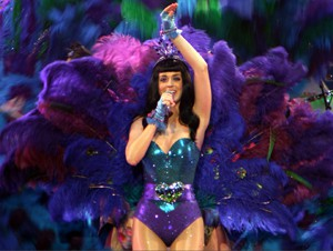 Blu-Ray Katy Perry : Part of me : test en ligne