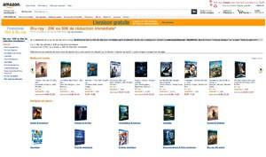Rappel bonnes affaires Amazon : toutes les offres Blu-Ray/DVD de Noël