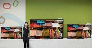 CES 13 > TV LED LG Ultra HD : trois modèles en 2013