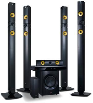 CES 13 > LG BH9430PW : système Home Cinéma 9.1