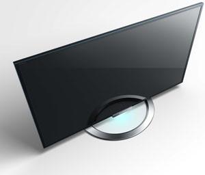 CES 13 > TV LED Sony W9 : Quartz Design magnifié!