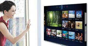 CES 13 > Smart Interaction Samsung 2013 : commande gestuelle et vocale révolutionnaire