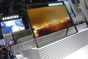 CES 13 > TV LED Samsung Timeless : trois références supplémentaires