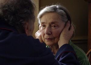 Amour aux Oscars : Emmanuelle Riva et Haneke dans la course