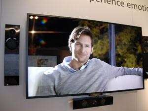 CES 13 > TV LED Sony W9 : mise à jour prix indicatifs