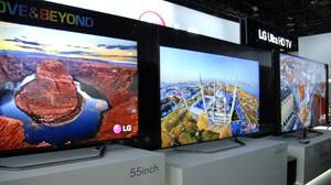 CES 13 > TV LED Ultra HD LG LM970V : mise à jour disponibilité