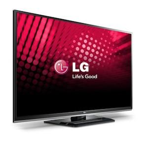 Soldes plasma LG 60PA5500 : 60'' à moins de 800 € chez Darty