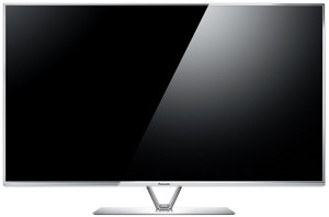 CES 13 > TV LED Panasonic DT60 : TV Edge LED compatible 3D passive, bis