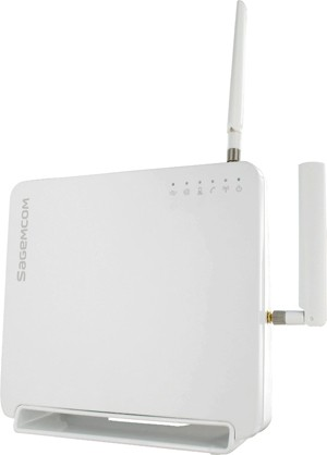 CES 13 > Sagemcom F@st 3965 Air : box triple play LTE
