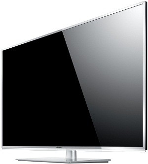 CES 13 > Panasonic ET60 : TV Edge LED compatible 3D passive, ter