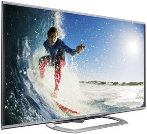 CES 13 > TV LED Sharp LE857 : trois modèles Quattron 3D Ready
