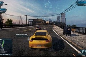 Test Need For Speed, Most Wanted : en ligne