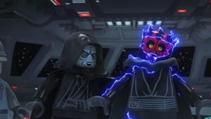 Lego Star Wars : l'empire en vrac en DVD