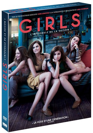 Girls saison 1 : Carrie Bradshaw peut aller se rhabiller !
