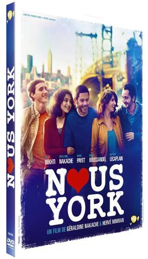 Nous York : de Nanterre àManhattan