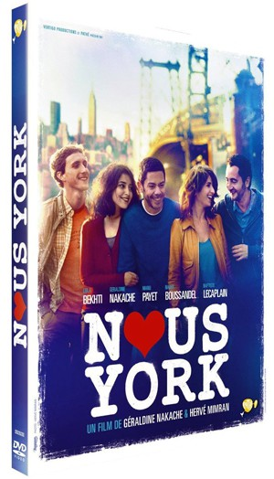 Nous York : de Nanterre à Manhattan