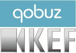 Partenariat Kef et Qobuz : association de bienfaiteurs
