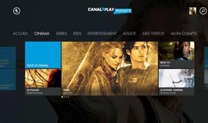 CanalPlay Infinity sur Xbox : VOD illimitée au bout du pad