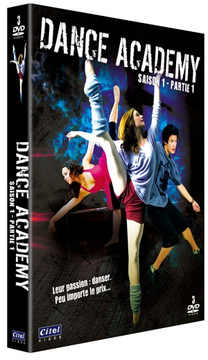 Dance Academy : série pied auplancher