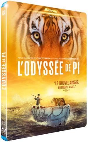 L'odyssée de Pi : le tigre et la berge