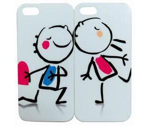 Coques Saint-Valentin : pour iPhone amoureux