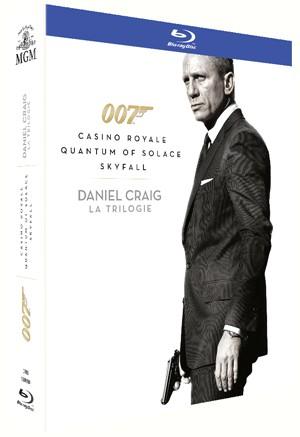 (MAJ) Blu-Ray/DVD Skyfall : toujours plus d'infos