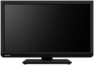 TV LED Toshiba L1/W1 : cinq petites diagonales annoncées