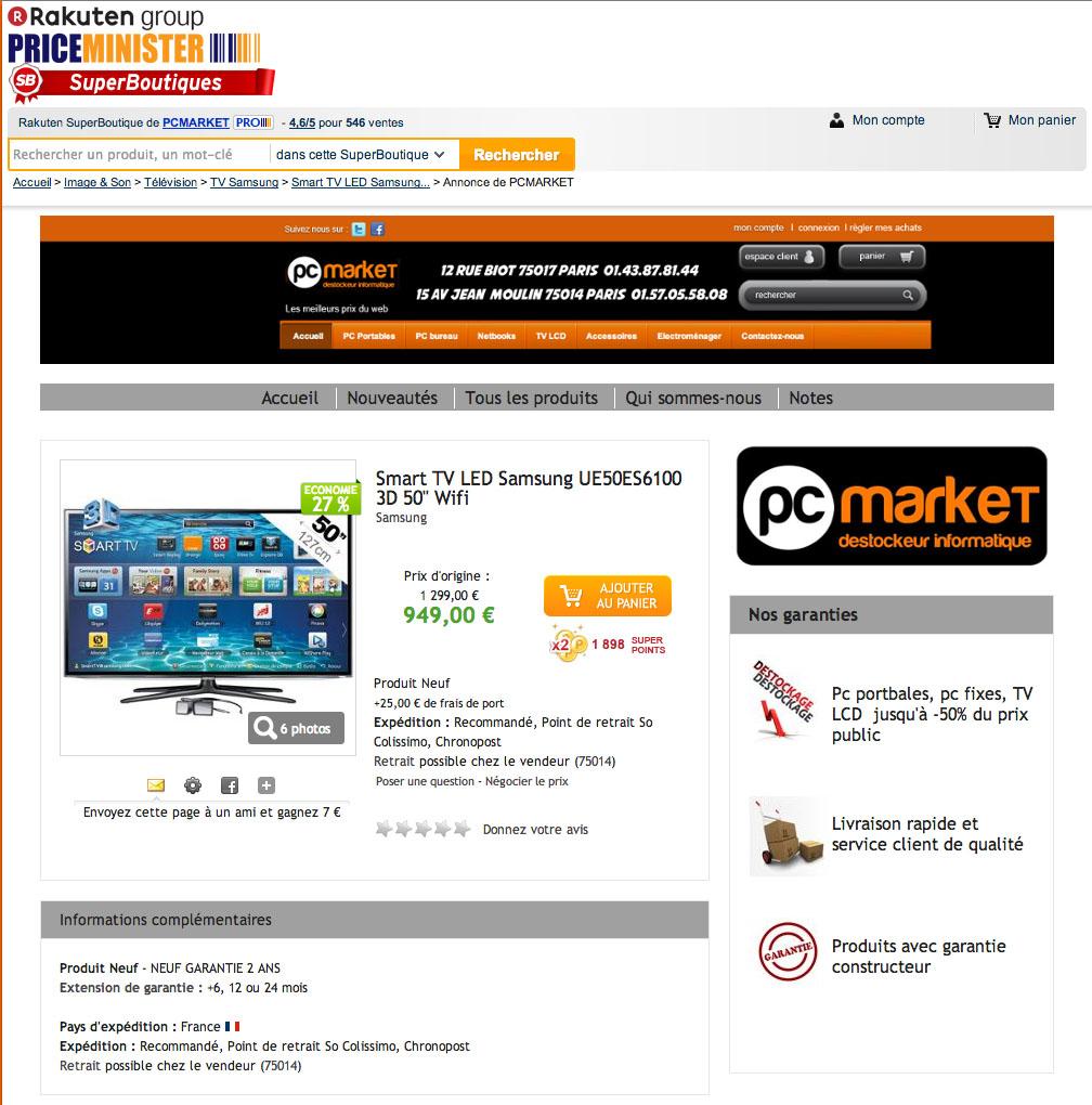 bons plans price minister tv led ipad retina en super promotion. Black Bedroom Furniture Sets. Home Design Ideas