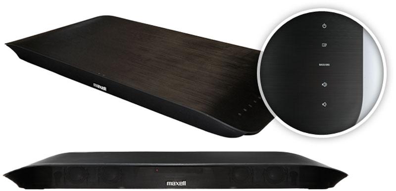 maxell mxsb252 barre de son compacte. Black Bedroom Furniture Sets. Home Design Ideas