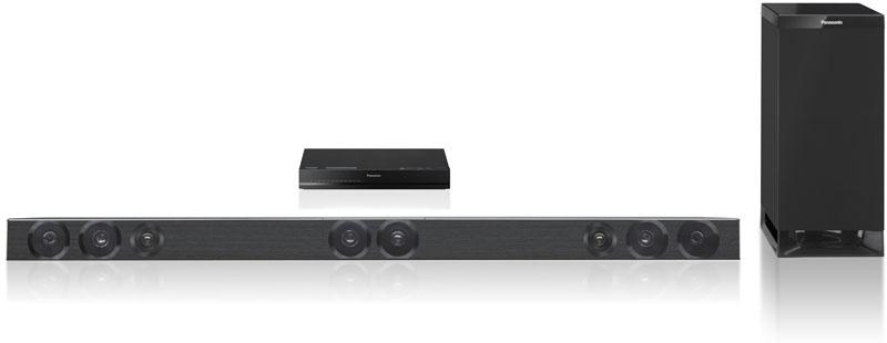 panasonic sc htb770 barre de son modulable 3 1. Black Bedroom Furniture Sets. Home Design Ideas