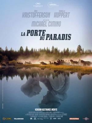 La porte du paradis de Cimino en 2K : et en Blu-Ray/DVD à la fin d'année !