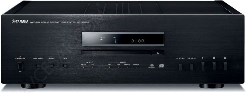 yamaha cd s3000 lecteur cd sacd convertisseur usb audiophile. Black Bedroom Furniture Sets. Home Design Ideas