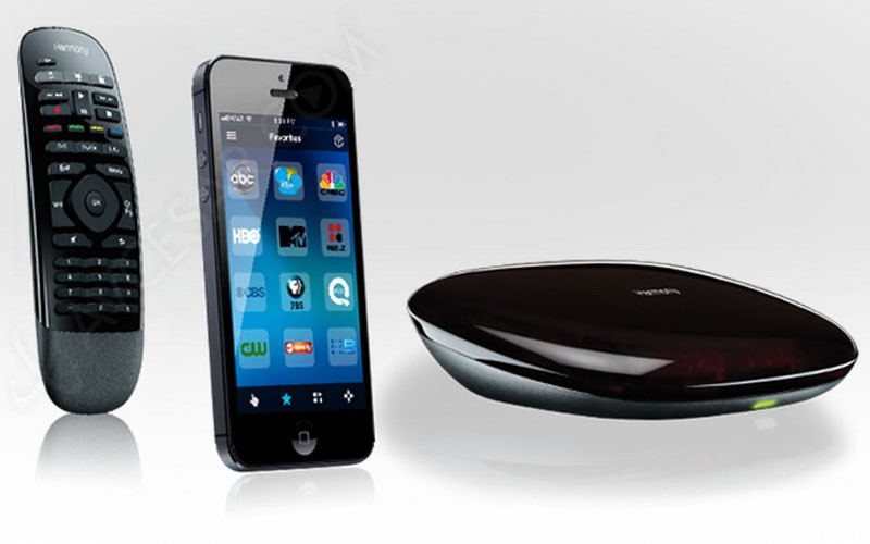 logitech harmony smart control t l commande universelle. Black Bedroom Furniture Sets. Home Design Ideas