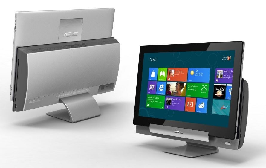 asus transformer aio pc tout en un ou tablette tactile g ante les deux. Black Bedroom Furniture Sets. Home Design Ideas