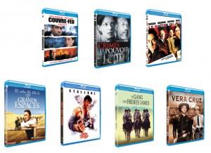 7 nouveaux Blu-Ray : de l'inédit, du classique et du culte