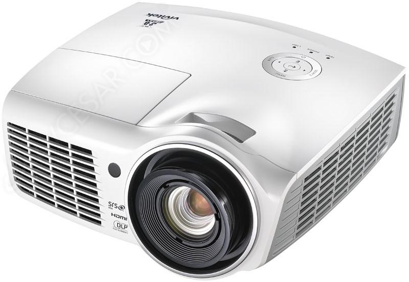 Vid oprojecteur vivitek h1180hd mod le dlp home cin ma - Videoprojecteur home cinema pour un interieur ultra moderne ...