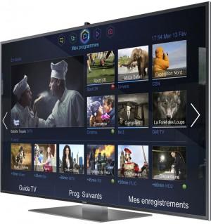 TV Ultra HD Samsung F9000 : 55'' et 65'' annoncés