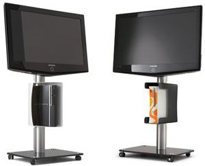 Meubles spectral les consoles de jeu aussi for Meuble tv xbox one