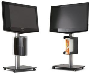 meubles spectral les consoles de jeu aussi